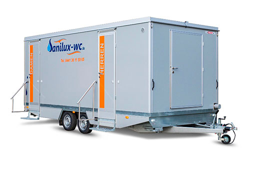 Sanilux-WC Mietservice GbR