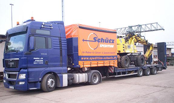Schütz Spedition GmbH