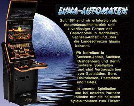 Bild 1 Luna-Automaten GbR Geschäftsführer Ernst Zipprich in Magdeburg