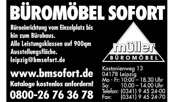 BMS Büromöbel Müller Sachsen GmbH