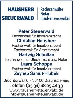 Hausherr Steuerwald PartGmbB