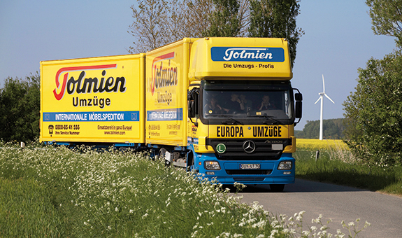 Bild 2 Möbelspedition Tolmien Inh. Hans-Ortwin Tolmien in Bremerhaven