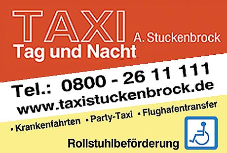 Bild 1 Anne Stuckenbrock-Oporek Taxiunternehmen in Braunschweig