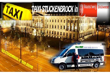 Bild 2 Anne Stuckenbrock-Oporek Taxiunternehmen in Braunschweig
