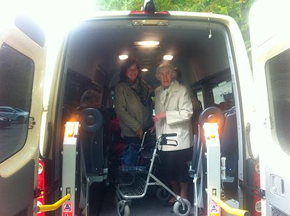 Bild 4 Anne Stuckenbrock-Oporek Taxiunternehmen in Braunschweig