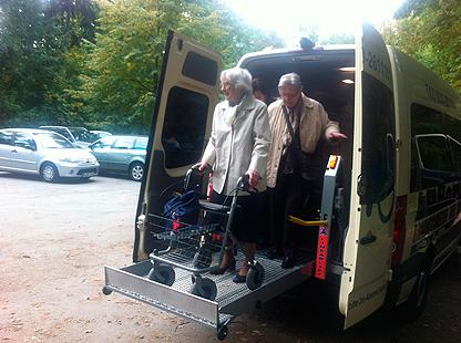 Bild 5 Anne Stuckenbrock-Oporek Taxiunternehmen in Braunschweig
