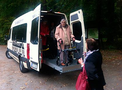 Bild 6 Anne Stuckenbrock-Oporek Taxiunternehmen in Braunschweig