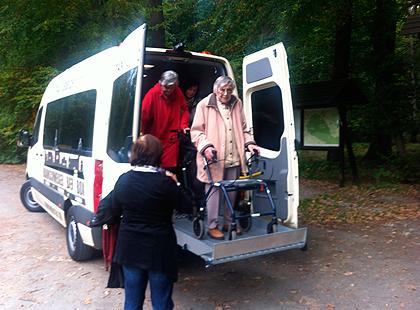 Bild 7 Anne Stuckenbrock-Oporek Taxiunternehmen in Braunschweig