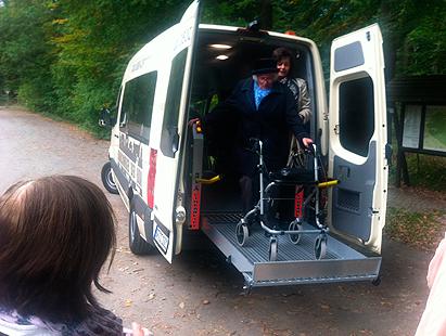Bild 8 Anne Stuckenbrock-Oporek Taxiunternehmen in Braunschweig