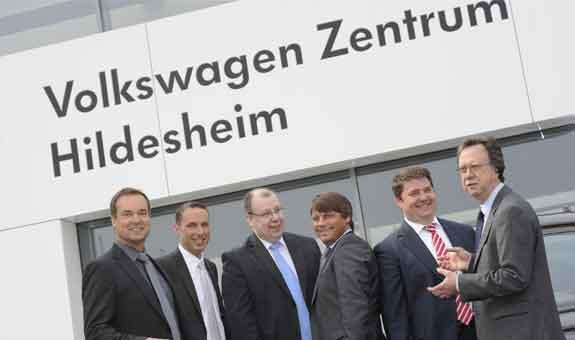 Bild 5 Autohaus Kühl GmbH & Co. KG Volkswagen & Skoda Zentrum Hildesheim in Hildesheim