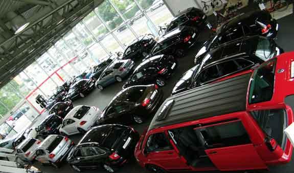 Bild 6 Autohaus Kühl GmbH & Co. KG Volkswagen & Skoda Zentrum Hildesheim in Hildesheim