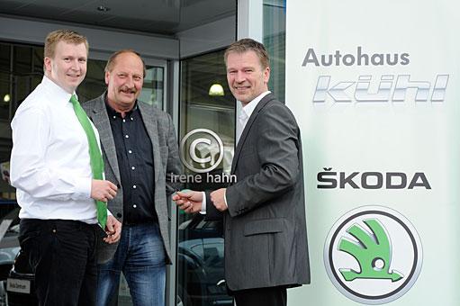Bild 8 Autohaus Kühl GmbH & Co. KG Volkswagen & Skoda Zentrum Hildesheim in Hildesheim