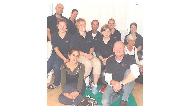 Praxis für Physikalische Therapie Waldheim - Therapiezentrum Waldheim