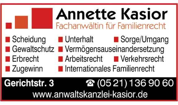 Bild 2 Anwaltskanzlei Annette Kasior in Bielefeld