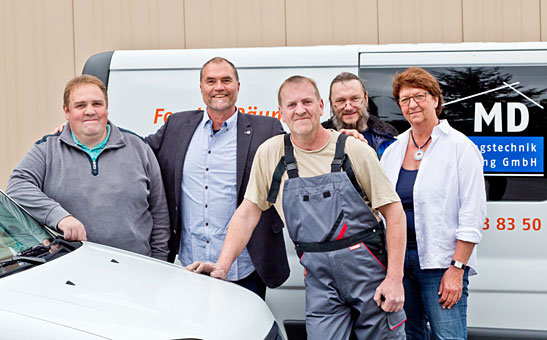 Bild 2 MD Abdichtungstechnik & Sanierung GmbH in Hövelhof