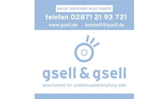 Gesellschaft für Schädlingsbekämpfung mbH Gsell & Gsell