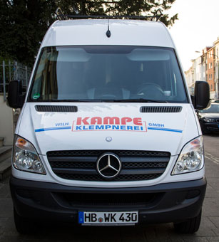 Bild 1 Wilhelm Kampe GmbH in Bremen