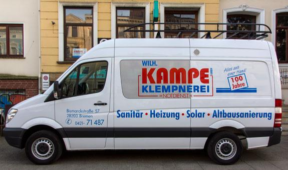 Bild 2 Wilhelm Kampe GmbH in Bremen