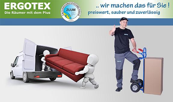 Ergotex-Recycling Entsorgungsfachbetrieb