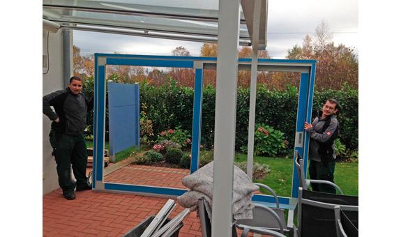 Bild 1 Glaserei Wiedemann in Langenhagen
