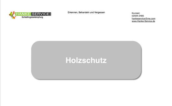 Bild 4 Hanke - Service Schädlingsbekämpfung Holz- u. Bautenschutz GmbH in Dülmen