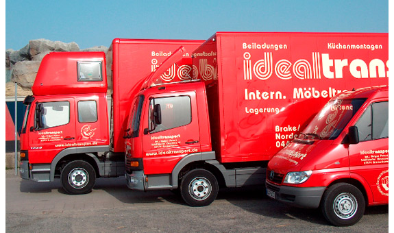 Ideal-Transport