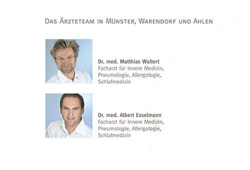 Waltert Matthias Dr. med., Esselmann Albert Dr. med., Gams Werner Dr. med. Gams Pauline Dr. med.