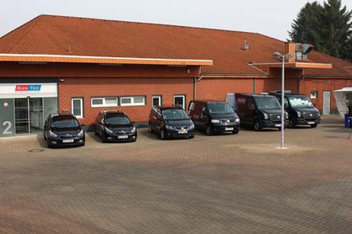Bild 1 SAN TEC Brand- Wasserschadensanierung GmbH NL Nienstädt in Nienstädt