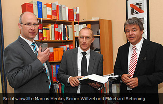 Sebening, Henke & Wötzel Rechtsanwälte