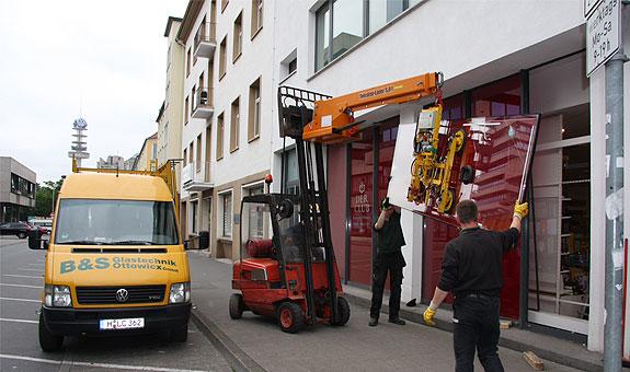 Bild 1 B & S Glastechnik Ottowicx GmbH in Hannover