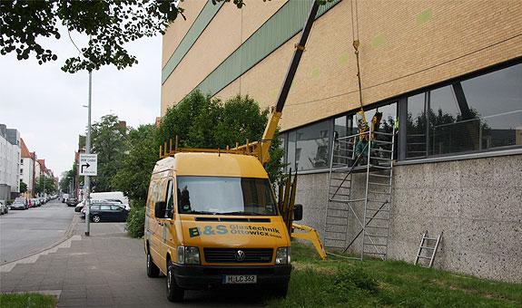 Bild 2 B & S Glastechnik Ottowicx GmbH in Hannover