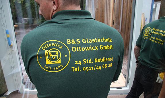 Bild 3 B & S Glastechnik Ottowicx GmbH in Hannover