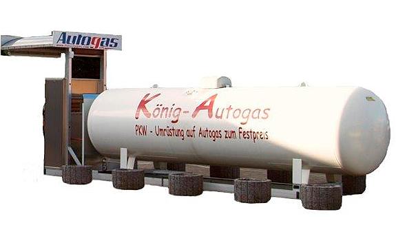 Bild 7 Autogas-König Inh. Manfred König in Salzgitter