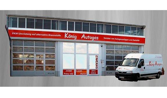 Bild 8 Autogas-König Inh. Manfred König in Salzgitter