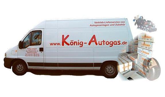 Bild 10 Autogas-König Inh. Manfred König in Salzgitter