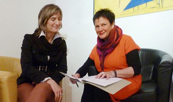 Bild 6 Babke-Hauk Karin, Kästner Barbara in Braunschweig