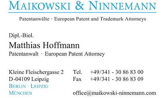 Maikowski & Ninnemann