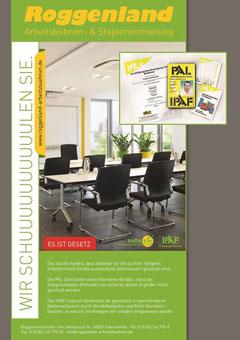 Bild 8 Roggenland Arbeitsbühnen u. Staplervermietung GmbH in Everswinkel