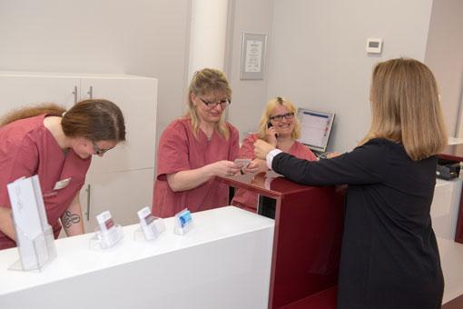 Bild 4 Augen-OP-Zentrum im Medicum in Bremen