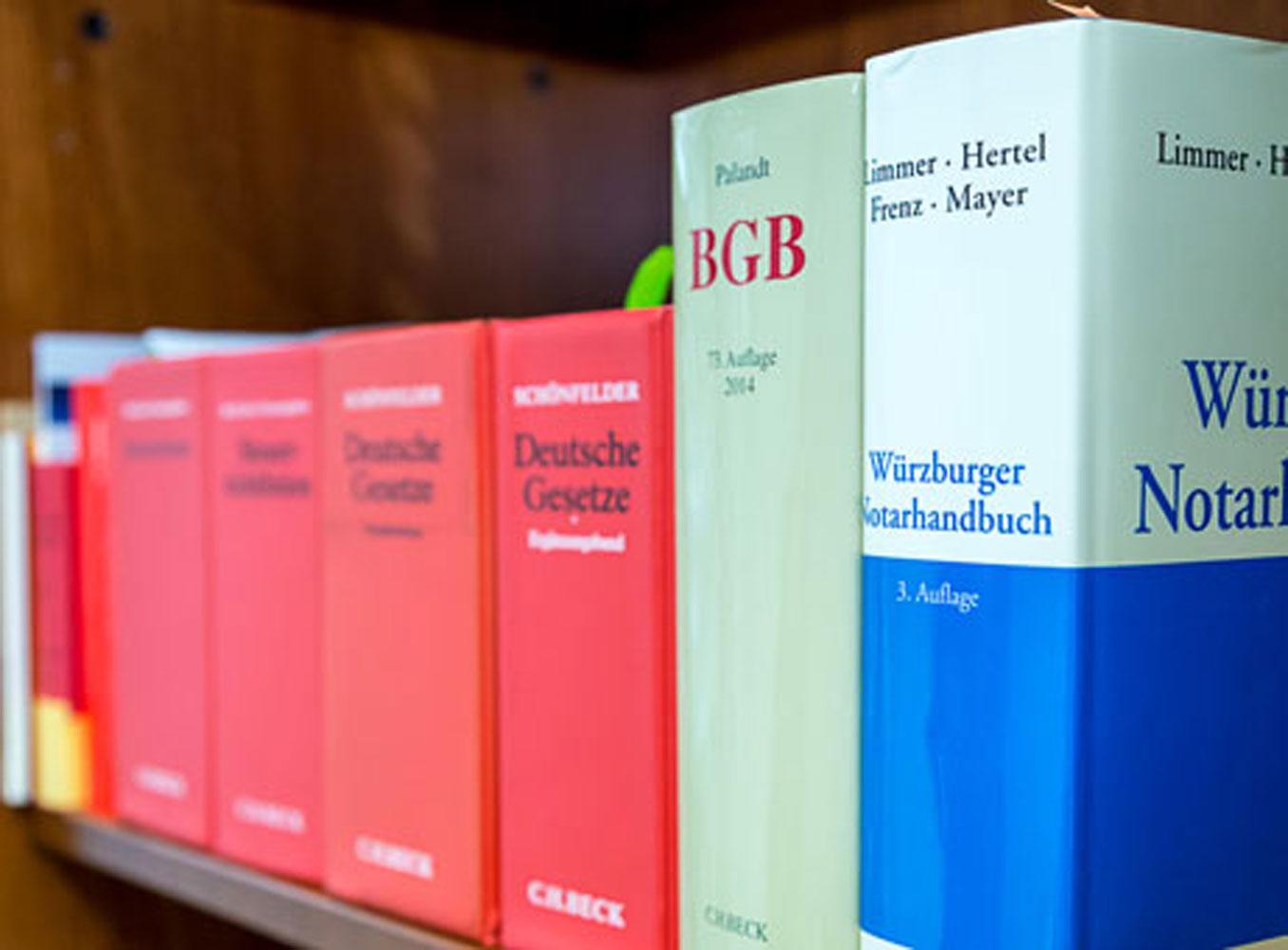 Bild 1 Rechtsanwälte und Notar Klein, Bürger und Dr. Münker in Paderborn