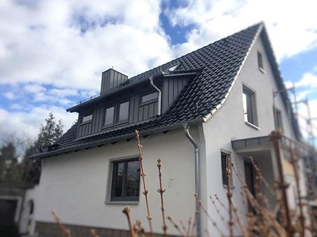 Bild 6 Dachdeckermeister Olaf Lippoldt in Wegeleben