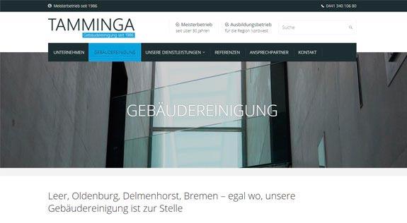 Bild 1 TAMMINGA Gebäudereinigung GmbH & Co. KG in Wardenburg