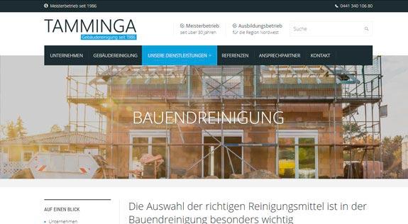 Bild 2 TAMMINGA Gebäudereinigung GmbH & Co. KG in Wardenburg
