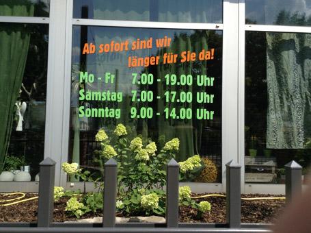 Bild 5 Hinz Pflanzen- u. Floristikmarkt in Magdeburg