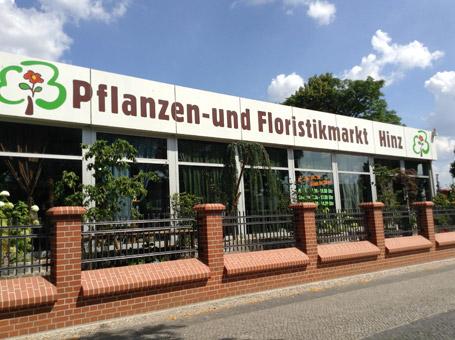 Bild 2 Hinz Pflanzen- u. Floristikmarkt in Magdeburg
