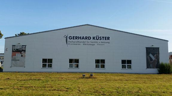 Gerhard Küster GmbH, Niederlassung Hildesheim