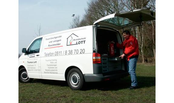 Brandschutz - Service Sebastian Lott