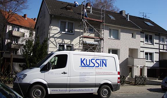 KUSSIN Gebäudetechnik