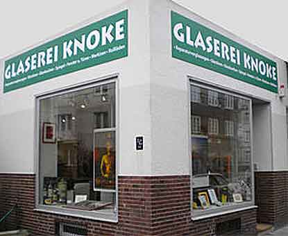 Bild 1 Glaserei Knoke in Hannover