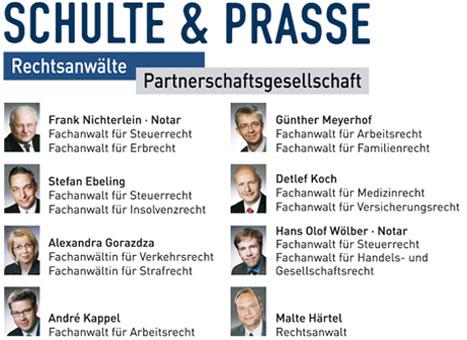 Schulte & Prasse Rechtsanwälte & Notare